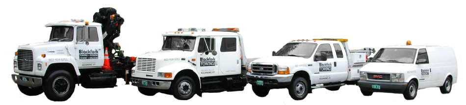 Towing & Roadside Services